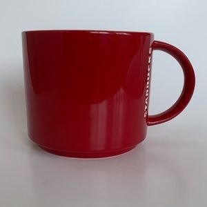Starbucks Kitchen - Starbucks 2012 Coffee Mug 16 fluid oz